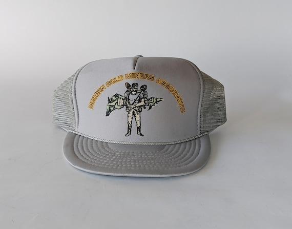 Vintage Gold Miners Association Hat