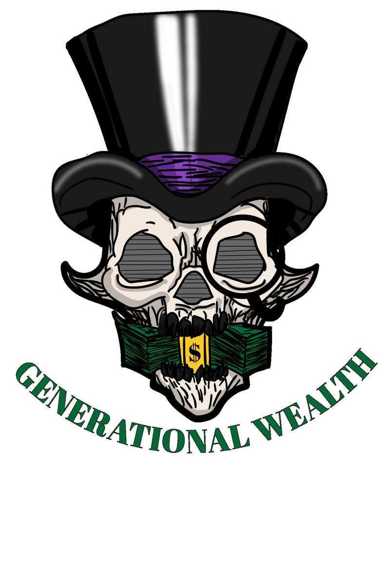 Buried Wealthy all over Generational Wealth Series