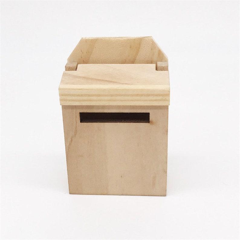 1:12 Dollhouse Miniatures Garden Decor Wooden Ladder /& Cleaning Supplies Kit