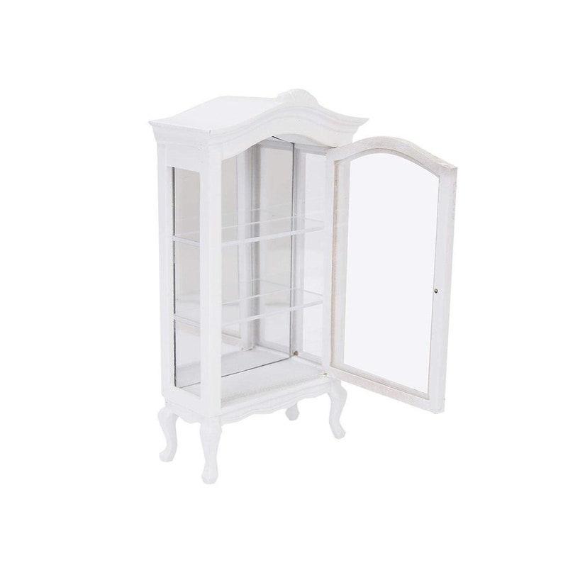 1:12 Dollhouse Miniature White Ceramic Mini Kettle+Basin Furniture Accessor ZL