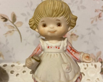 Pink//White CANDY STRIPER CANDYSTRIPER COSTUME /& HAT fits all American Girl Dolls