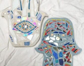 Custom Mosaic Hamsa - M/L