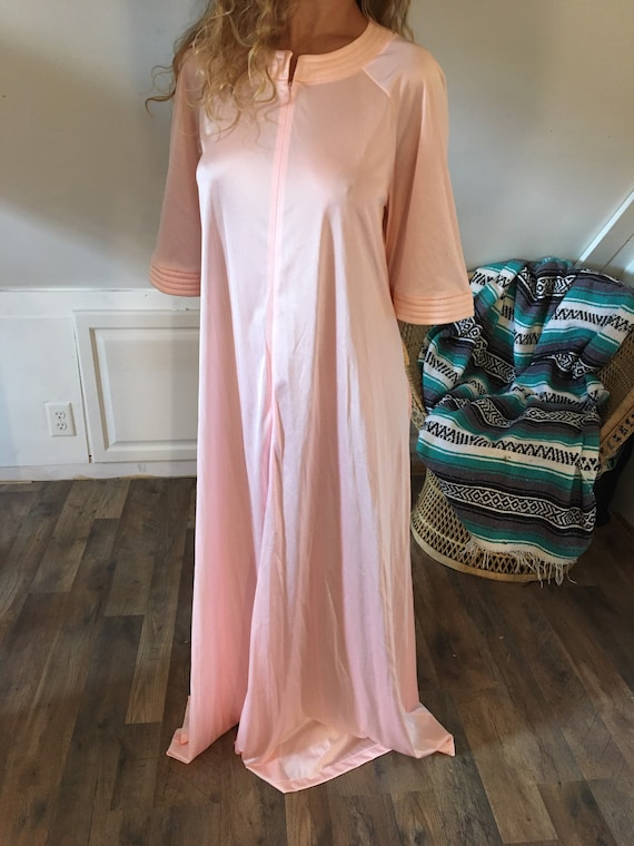 Vintage Vanity Fair Robe, Medium, NOS Robe, Women'