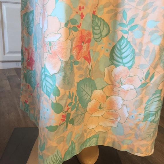Vintage Sears Nightgown, Medium, 100% Cotton Nigh… - image 8