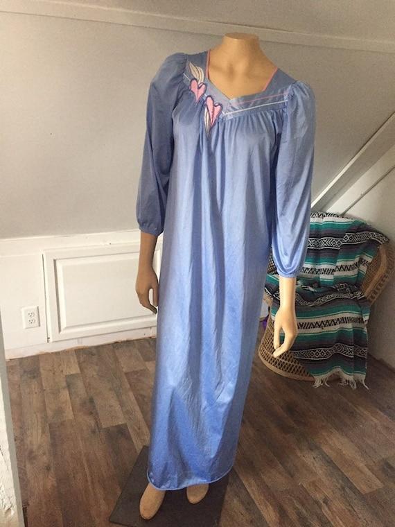 Vintage Vanity Fair Nightgown, Small, Women's Nigh
