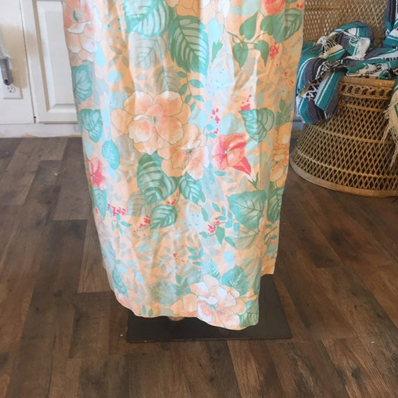 Vintage Sears Nightgown, Medium, 100% Cotton Nigh… - image 9