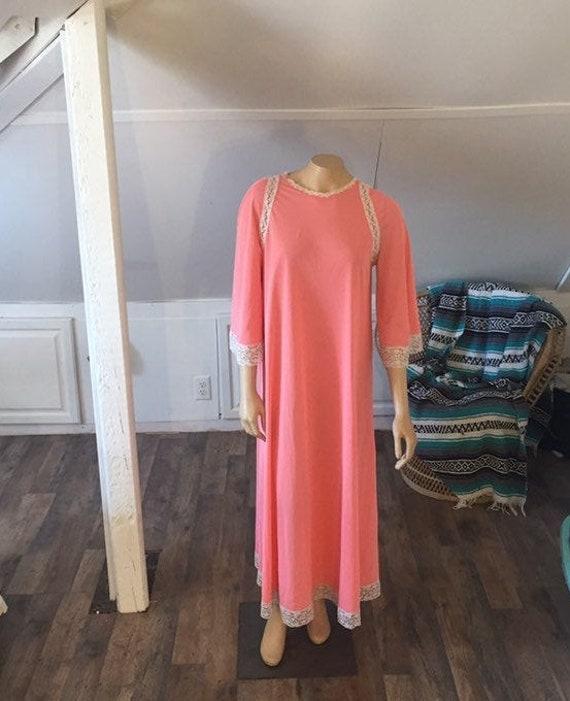 Vintage Gossard Artemis Nightgown, Small, Vintage