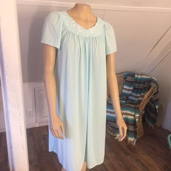 Vintage 1960/'s Coffee Break R by Miss Elaine daisy print dress  sixties hippie retro casual dress  large