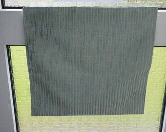 Blue Recycled Fabric Residential Letter Box Post Catcher Easy Fit Slim Flat Mail Catcher That Covers Your Flap Inside No tools required