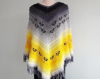 Crochet Pattern, Timetraveler, ByMimzan