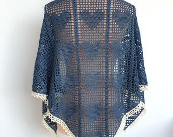 Crochet Pattern, Hearty, ByMimzan