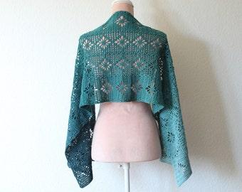 Crochet Pattern, Ocean Breeze, ByMimzan