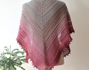 Crochet Pattern, Initium Novum, ByMimzan