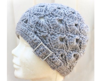 b198b70cde71 Gorro a crochet gorro para mujer regalo mamá ideas regalos | Etsy