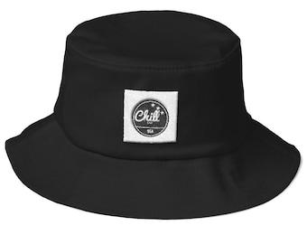 b0f73b41ec19c Chill Out Old School Bucket Hat