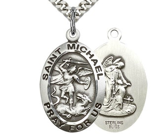 Gerard Pendant Sterling Silver St TONYS JEWELRY CO