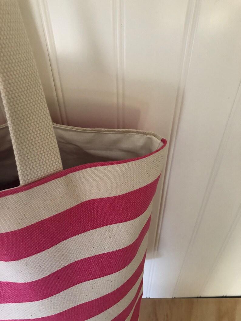 Book Bag Tote Bag with a Pocket Tote Bag Canvas Tote Bag Weekender  Bag Canvas Tote Bag Shopping Bag Beach Bag