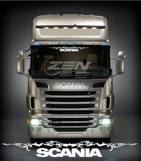 Scania Truck babygrow