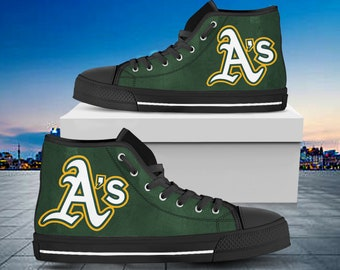 7e621814d22bd Oakland athletics shoes | Etsy