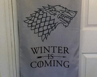Game of Thrones inspired House Banners - Stark, Targaryen, Lannister