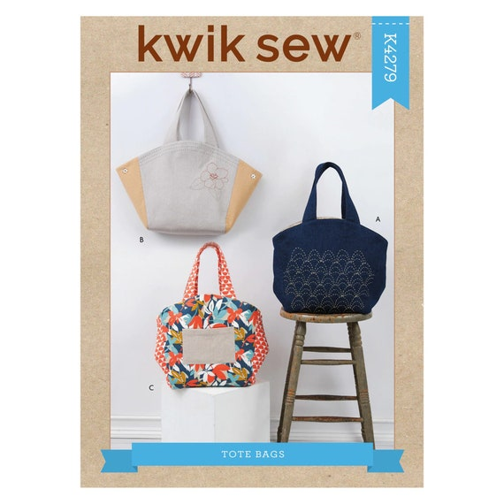 Kwik Sew Sling Bag Sewing Pattern 2020 Uncut