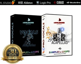 Specialists in Professional Audio Samples & Loops by HPAUDIO99