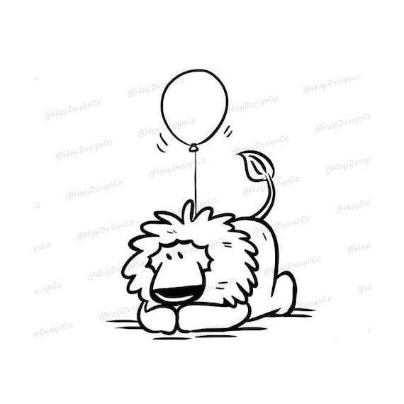 Lion Outline Png Files Digital Art Prints Instant Download Etsy Lion face outline tattoo lion outline vector isolated. lion outline png files digital art prints instant download animal outlines cute cartoon lion clipart sublimation kid coloring pages