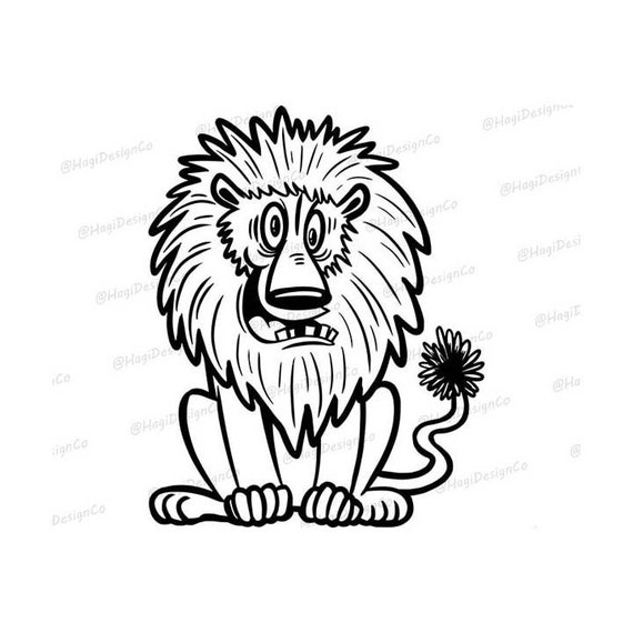 Lion Outline Png Files Cartoon Lion Clipart Digital Animal Etsy Download 210+ royalty free baby lion outline vector images. lion outline png files cartoon lion clipart digital animal print instant download animal outlines sublimation coloring pages for kids