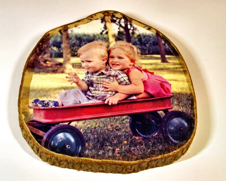 Love Picture Frame Personalized Gift for First Anniversary,Photo 5th Anniversary,Wooden Gift for 5th Anniversar,Anniversary Gift for Woman