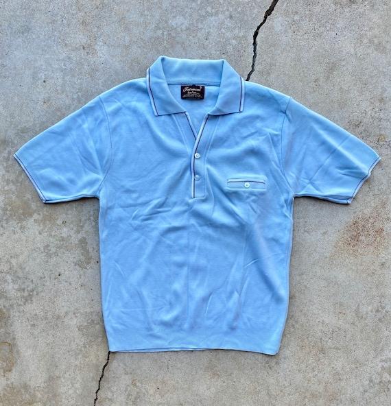 Vintage 50's/60's Lounge Shirt, Polo Shirt