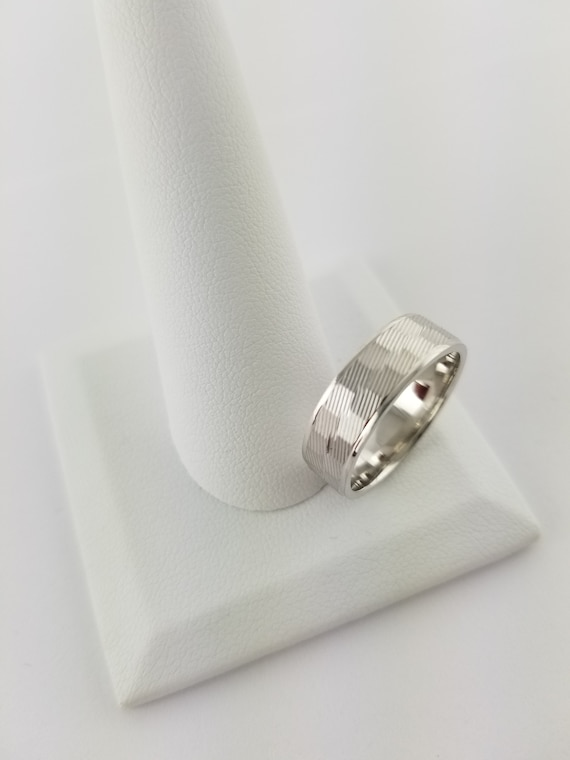 Sterling Silver Woman/'s Men/'s Thumb Ring Strong Unique 925 Band 3mm Sizes 4-13