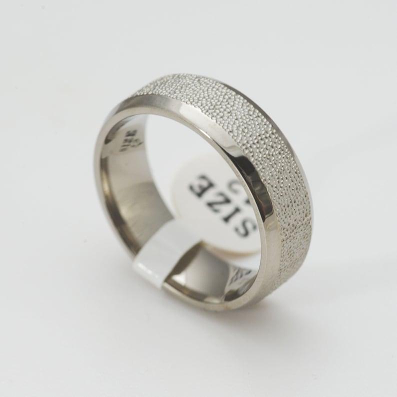 Titanium Band Size 12