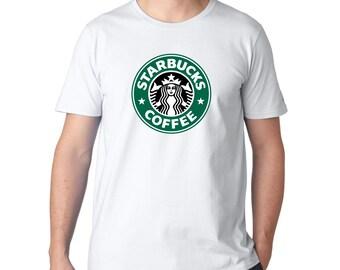 Starbucks t shirt   Etsy