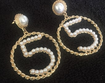 a53793597b9 large Runway inspired earrings