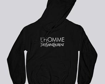 9fd0182b5d3a3 Yves Saint Laurent Sweatshirt