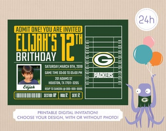 image about Packers Printable Schedule referred to as Packers printable Etsy