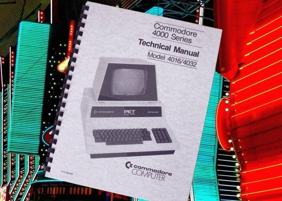 COMMODORE Amiga Computer AmigaDOS DOS Technical Reference Owners Manual 1985