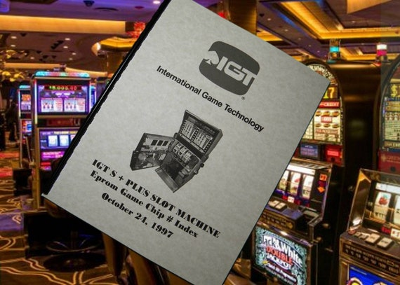 Igt machine plus s slot playtech free no deposit