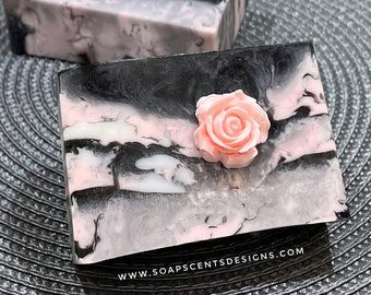Patchouli Soaps | Sandalwood | Handmade | Goat's Milk Soaps | All Natural Skincare Products | Aromatherapy | Bathtime | Handcrafted Soaps