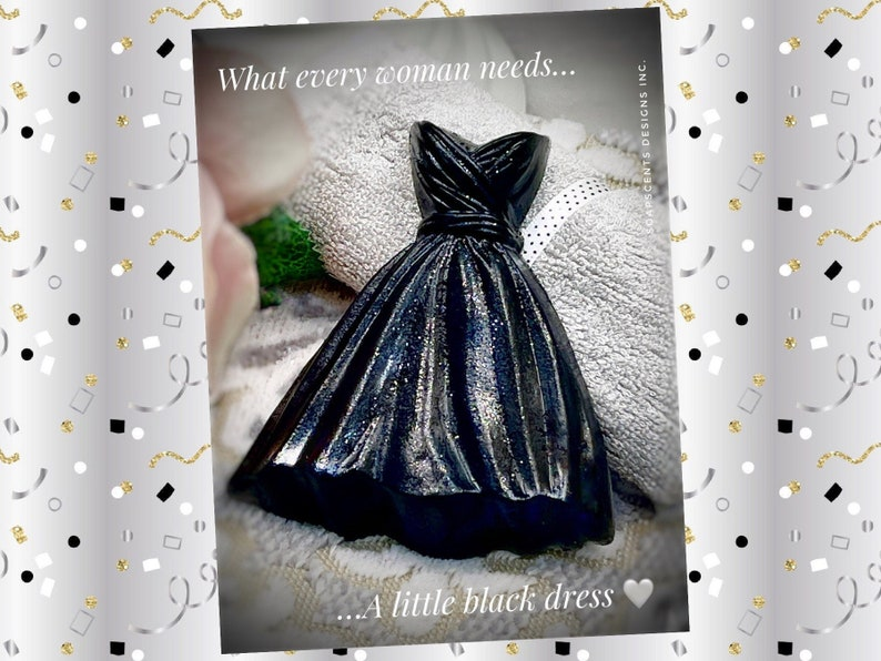 A dress in a Soap  Dress shaped Soap  Handmade gifts for all image 0