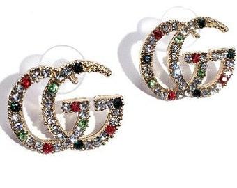 d8d6e8351 Designer Earrings, inspired by gucci