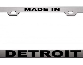 HEY FORGET ABOUT IT HUMOR FUNNY Metal License Plate Frame Tag Holder Two Holes