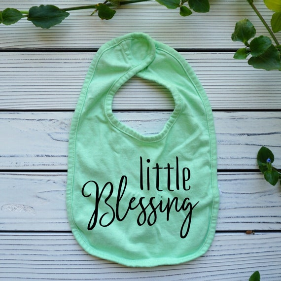 Little Blessing baby clothes, gender neutral baby clothes, christian baby shower gifts, Baby