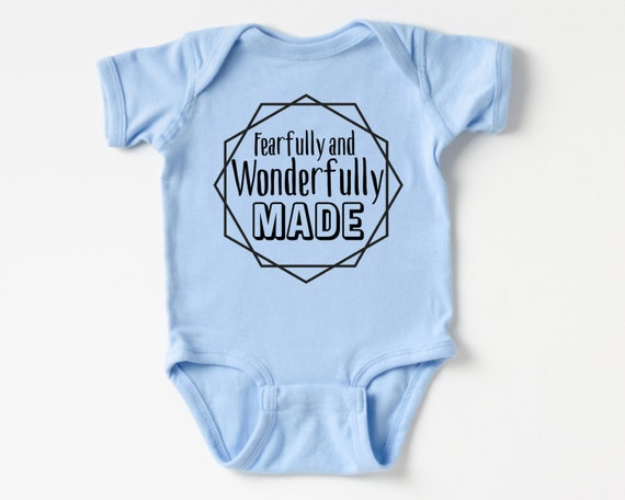 Christian Baby bodysuit, Bible verse baby outfit, Baby  , Christian  Gift
