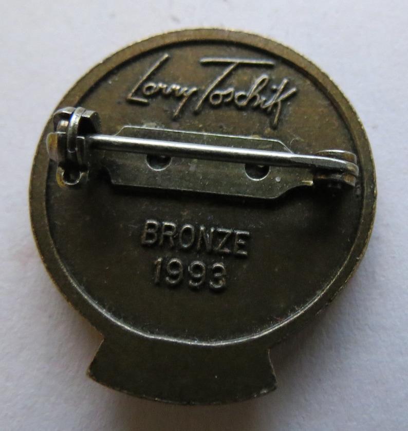 Rare Vintage Ducks Unlimited 5 Year Sponsor Pin