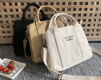 1ba3a5277d Simple tote bag | Etsy