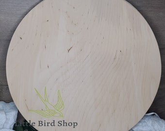 """36""""   Rounds(circles) 1/4"""" thick  - Baltic Birch Plywood"""