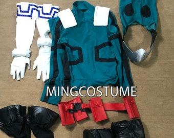 96669840f4e90 My Hero Academia Boku Izuku Midoriya Deku Cosplay Costume