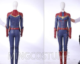 Captain Marvel Cosplay Etsy Submitted 1 year ago by randypoffo. captain marvel cosplay etsy
