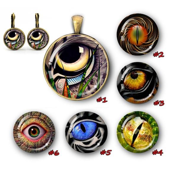 Eyes Glass Cabochon,Handmade Glass Cabochon,Round cabochon,Cabs Cabochon,Image Glass Cabochon,glass cabochons,Dome cabochons